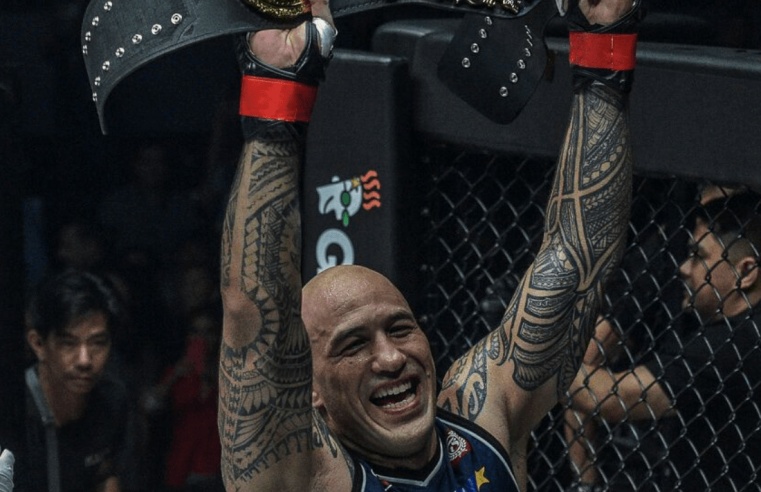 Brandon Vera Interview Following His Quick Title Defence At ONE: Conquest Of Champions