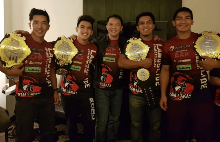 Team Lakay Press Conference, Following Another Huge Night For The Gym At ONE: Conquest Of Champions