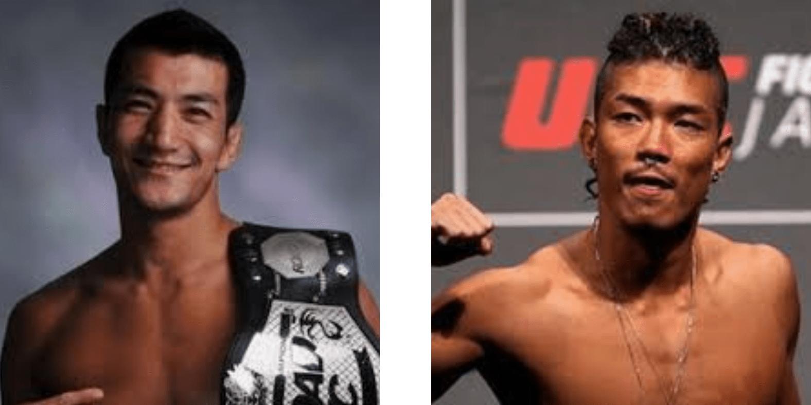 Kyung Ho Kang vs Teruto Ishihara Is Set To Go Down At UFC 234