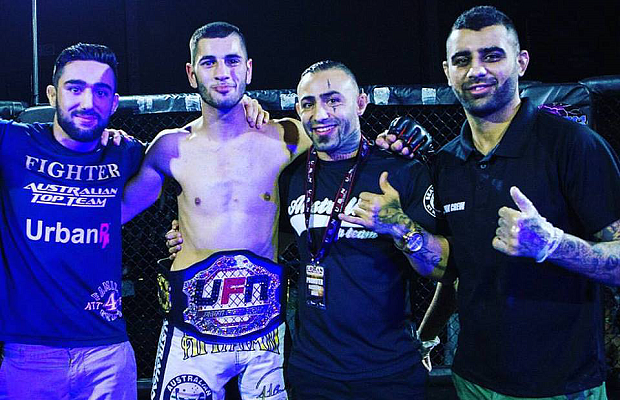 Alex Gorgees Reportedly Out Of UFC 234 Fight With Jalin Turner