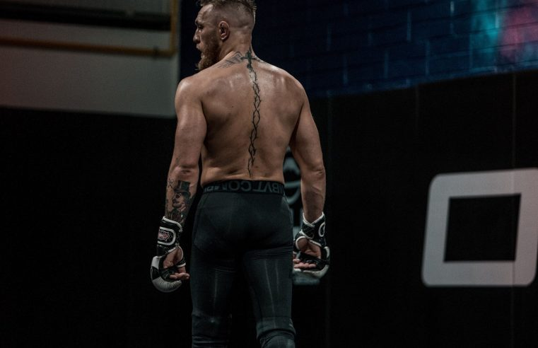 Woman Accuses Conor McGregor Of Fathering Her Child