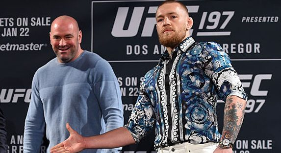 Dana White Reveals Conor McGregor Turned Down UFC 249 Fight