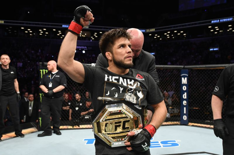 Henry Cejudo On Ryan Garcia: I Don't Think He's That Good