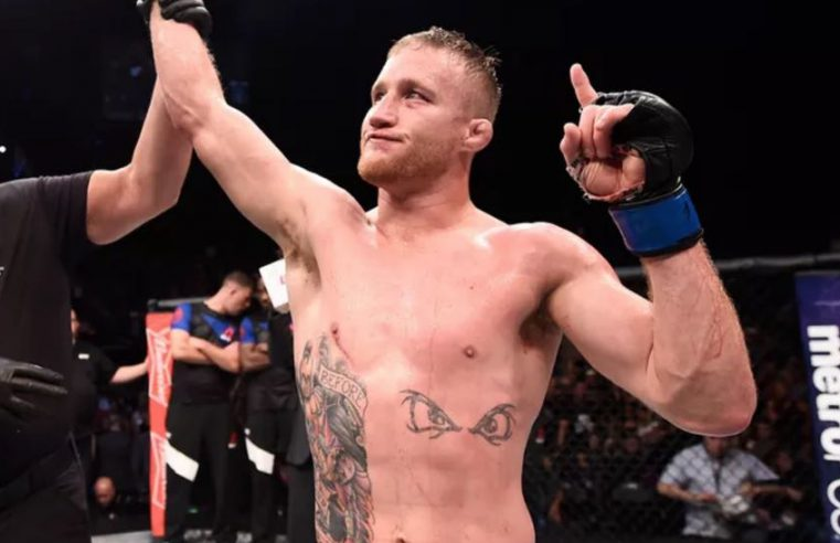 Justin Gaethje Wants To Be Compensated For Putting His Life On Line
