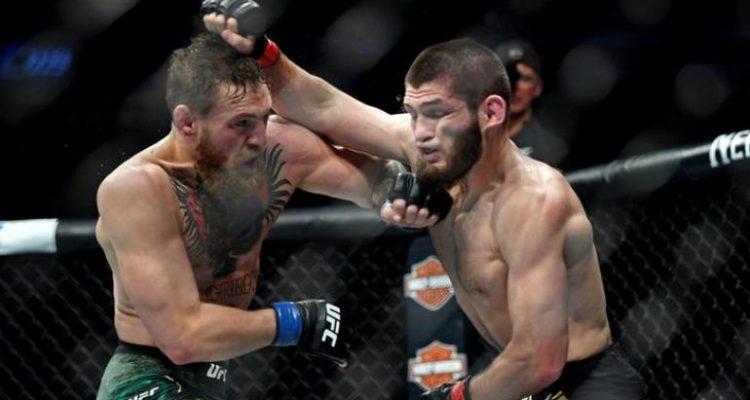 UFC 229 Khabib Nurmagomedov, Conor McGregor