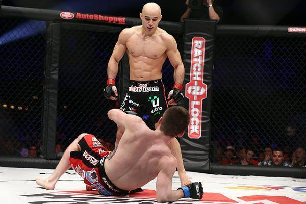 Marlon Moraes 'Embarrassed' After TJ Dillashaw's Performance