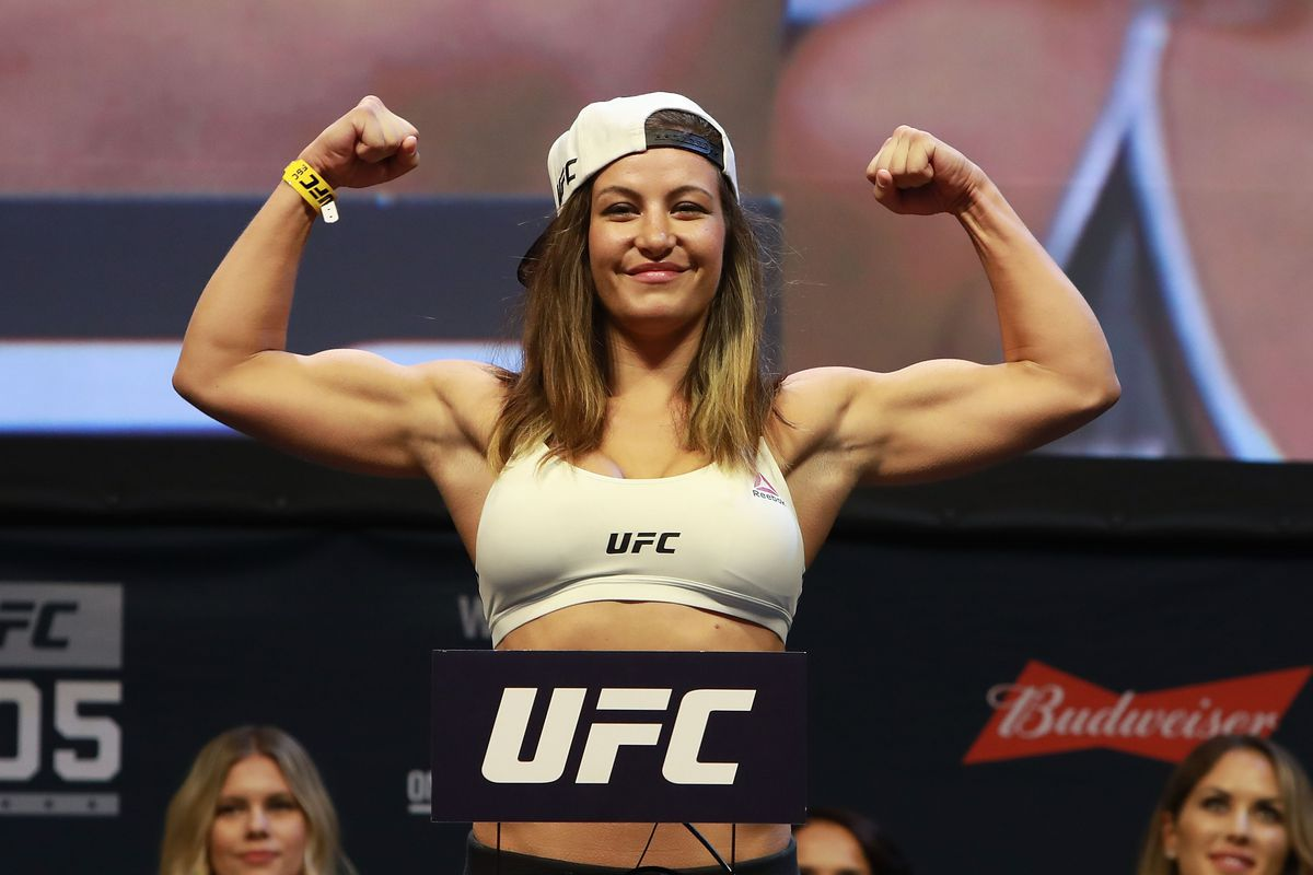 Miesha Tate Gives Her Thoughts On Nunes' Win Over Cris Cyborg