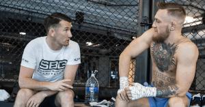 UFC Conor McGregor Owen Roddy