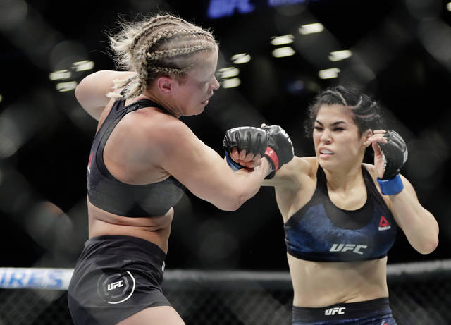 Rachael Ostovich: UFC Flyweight Star Possibly Injured