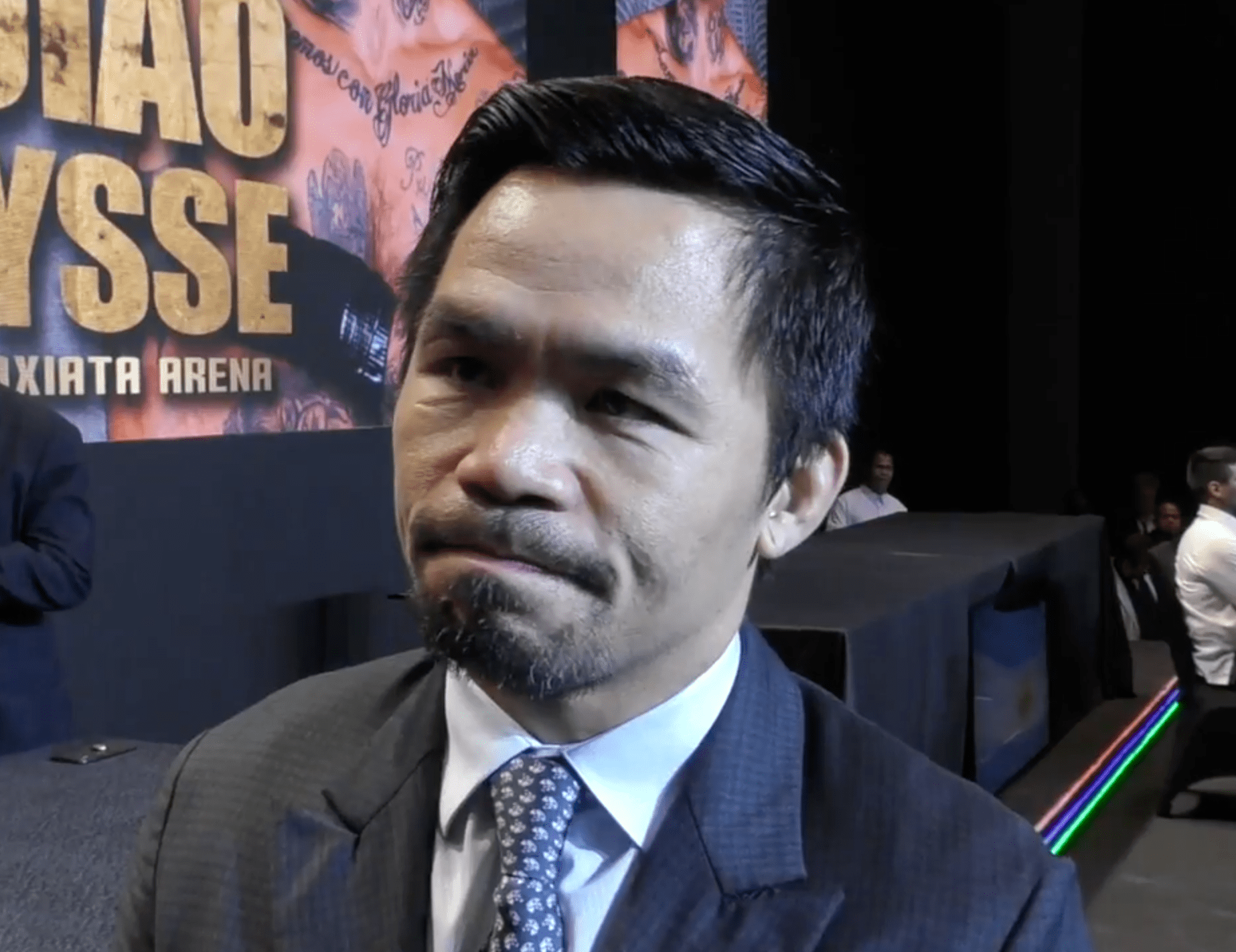 Manny Pacquiao And Conor McGregor Take Shots At Floyd Mayweather