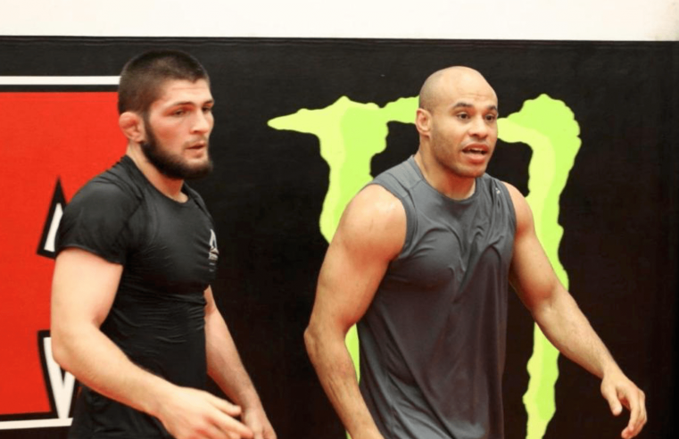 UFC: Abdelaziz Won't Stop Gaethje Fighting Khabib If He Beats Ferguson