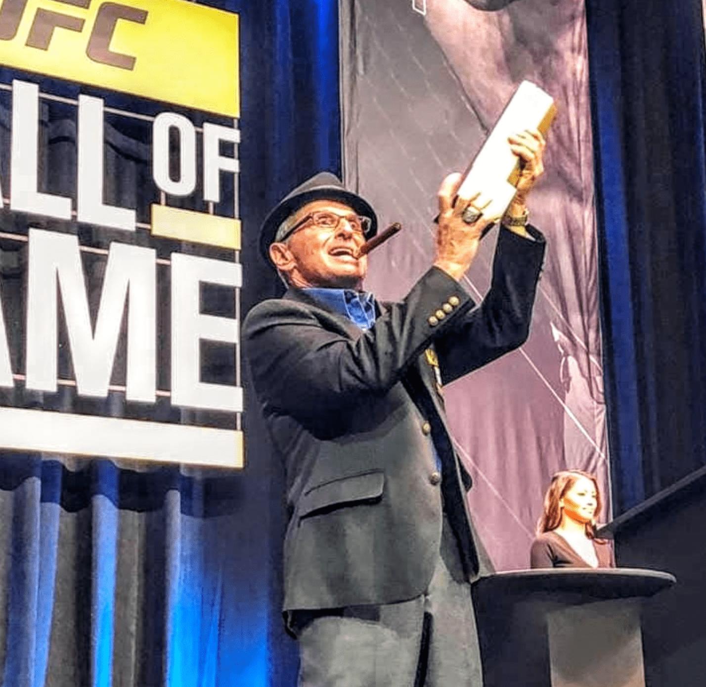 APMMA Podcast With UFC Creator Art Davie