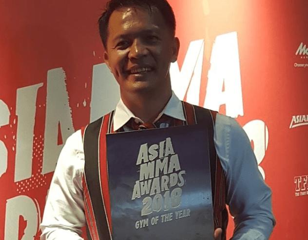 APMMA Podcast With Team Lakay's Head Coach Mark Sangiao