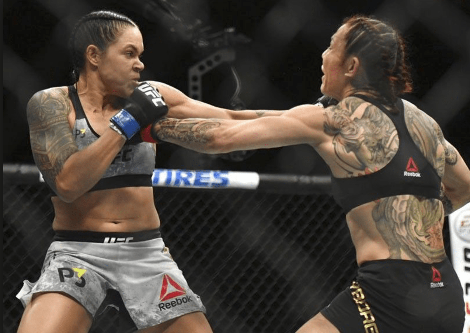 Four Fighters Gained More Than 10% Of Their Body Weight From Weigh-ins To Fight Night At UFC 232