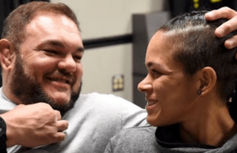 Conan Silveira Says Amanda Nunes 'Hits Like A Man'