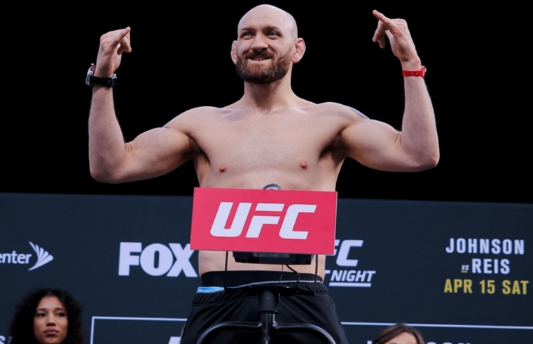 Zak Cummings Calls For More Fighters To Fight Closer To Their Natural Weight
