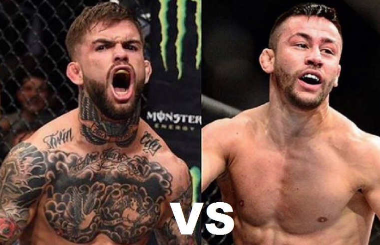 BREAKING: Cody Garbrandt vs Pedro Munhoz Added To UFC 235