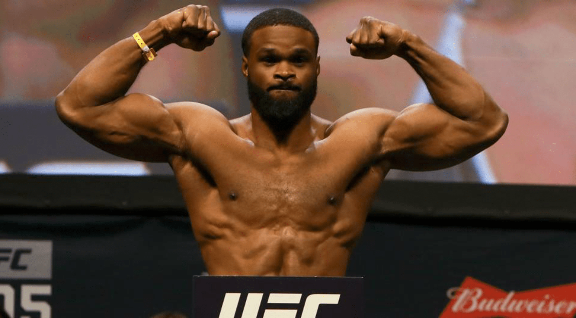 Woodley Says He'll Fight Usman In March And Covington In June