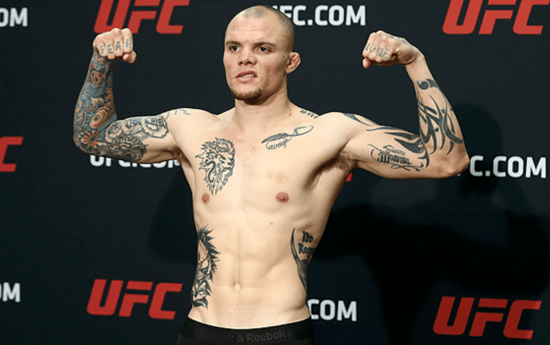 Anthony Smith Wasn't Impressed With Jon Jones At UFC 232