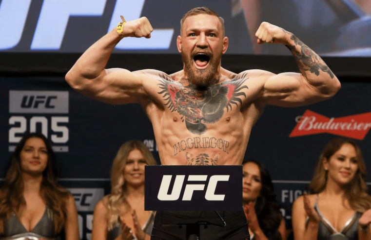 Conor McGregor Hits Back At Firas Zahabi