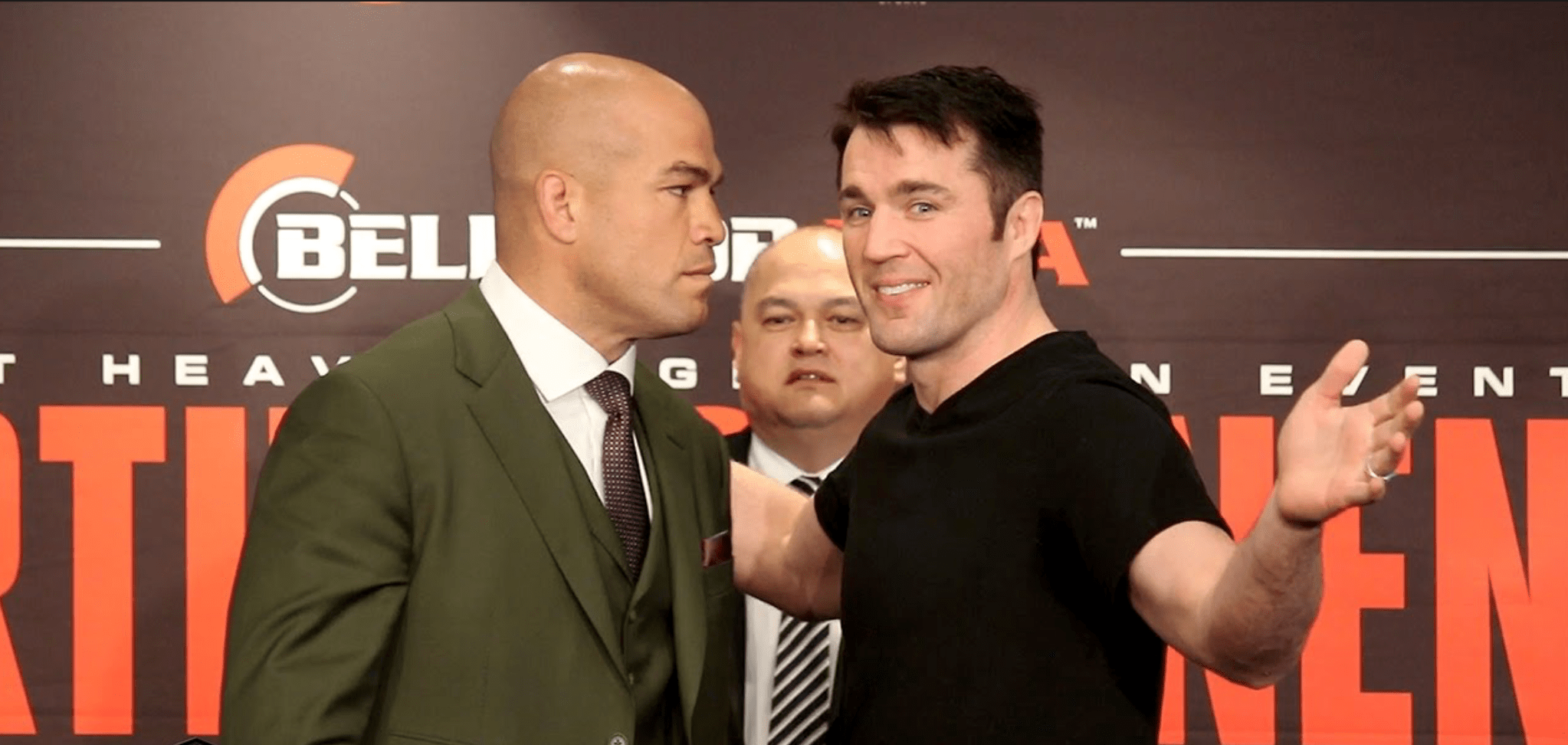 Tito Ortiz Says The Fight With Chael Sonnen Is On