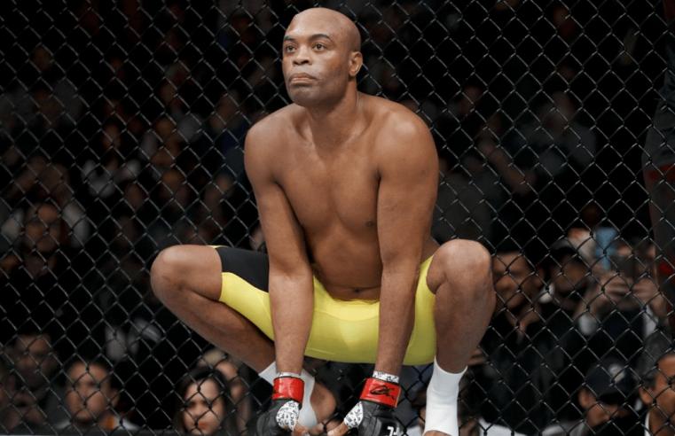 Anderson Silva UFC 234 Open Workout
