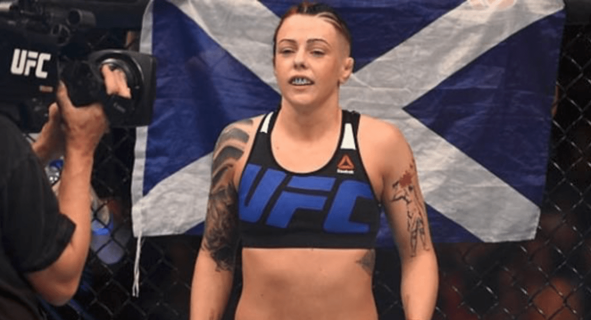 Calderwood Looking For Title Shot After Lipski Win