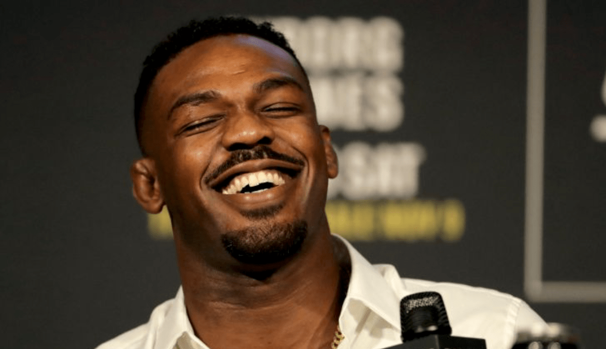 Jon Jones Trades Blows With Anthony Smith And Corey Anderson