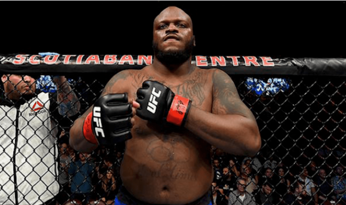 Derrick Lewis Still Has A Hunger Inside Him