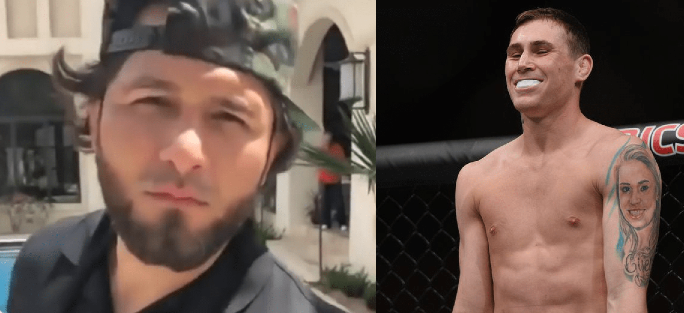 Till Responds To Masvidal Call Out