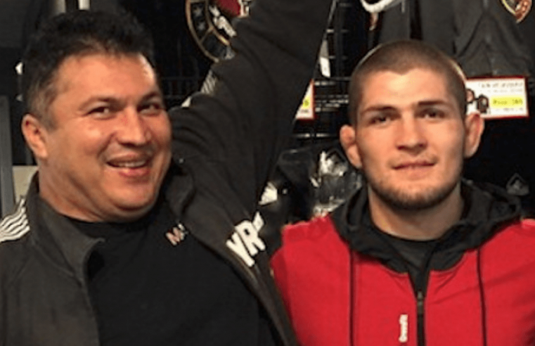UFC – Javier Mendez: If Khabib Beats GSP, He's The Best Of All Time