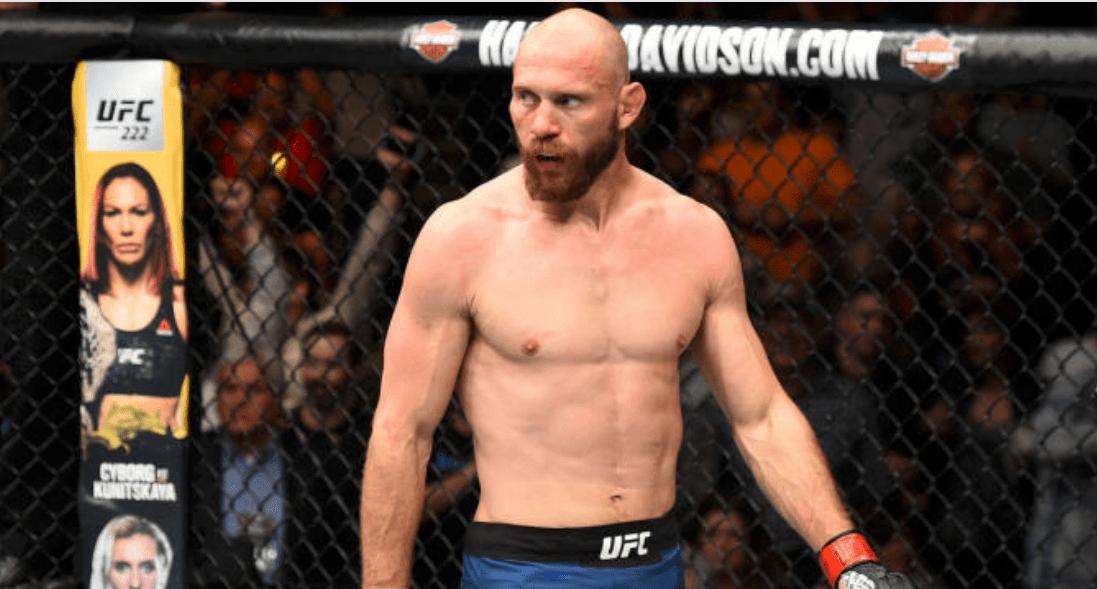 'Cowboy' Cerrone Seeking Redemption At UFC 249