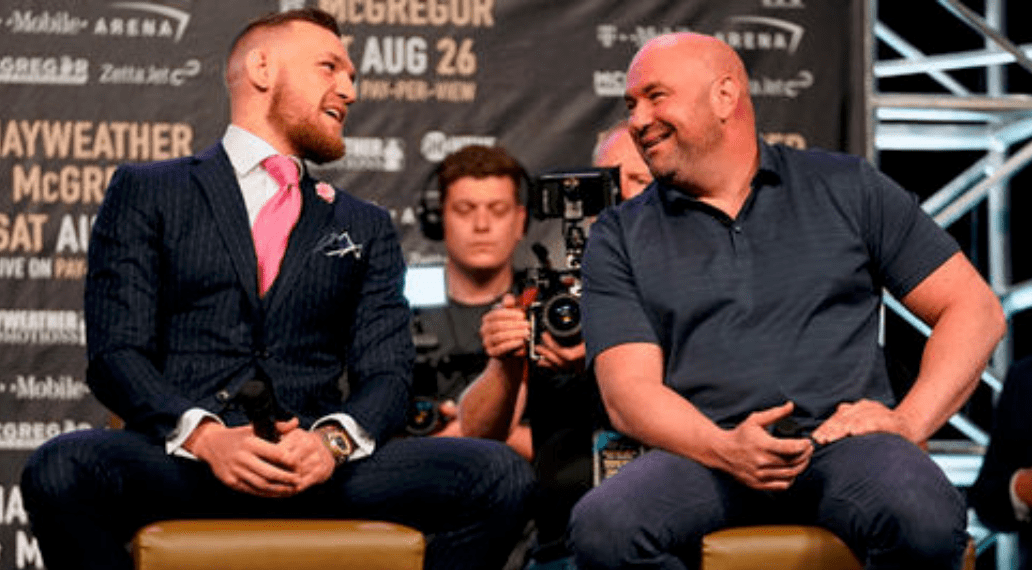 Dana White Opens Up On Conor McGregor's Future And Jon Jones Drama