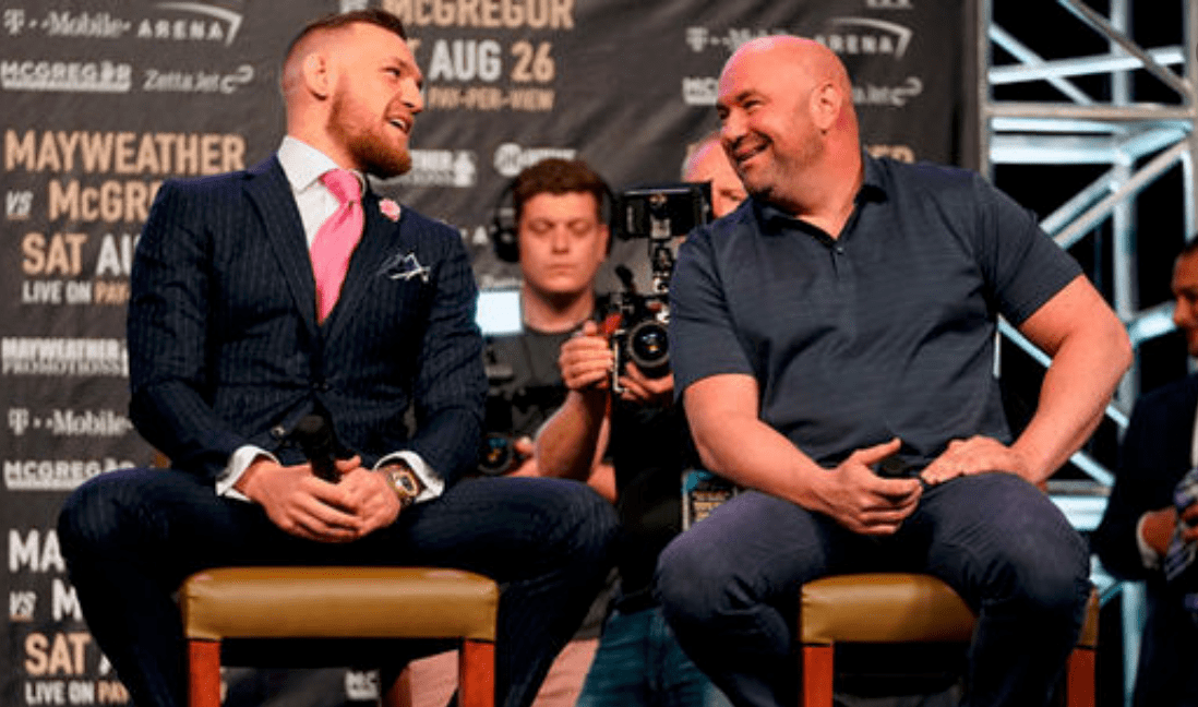 Dana White On When We'll See Conor, Brock And The Diaz Brothers Fight