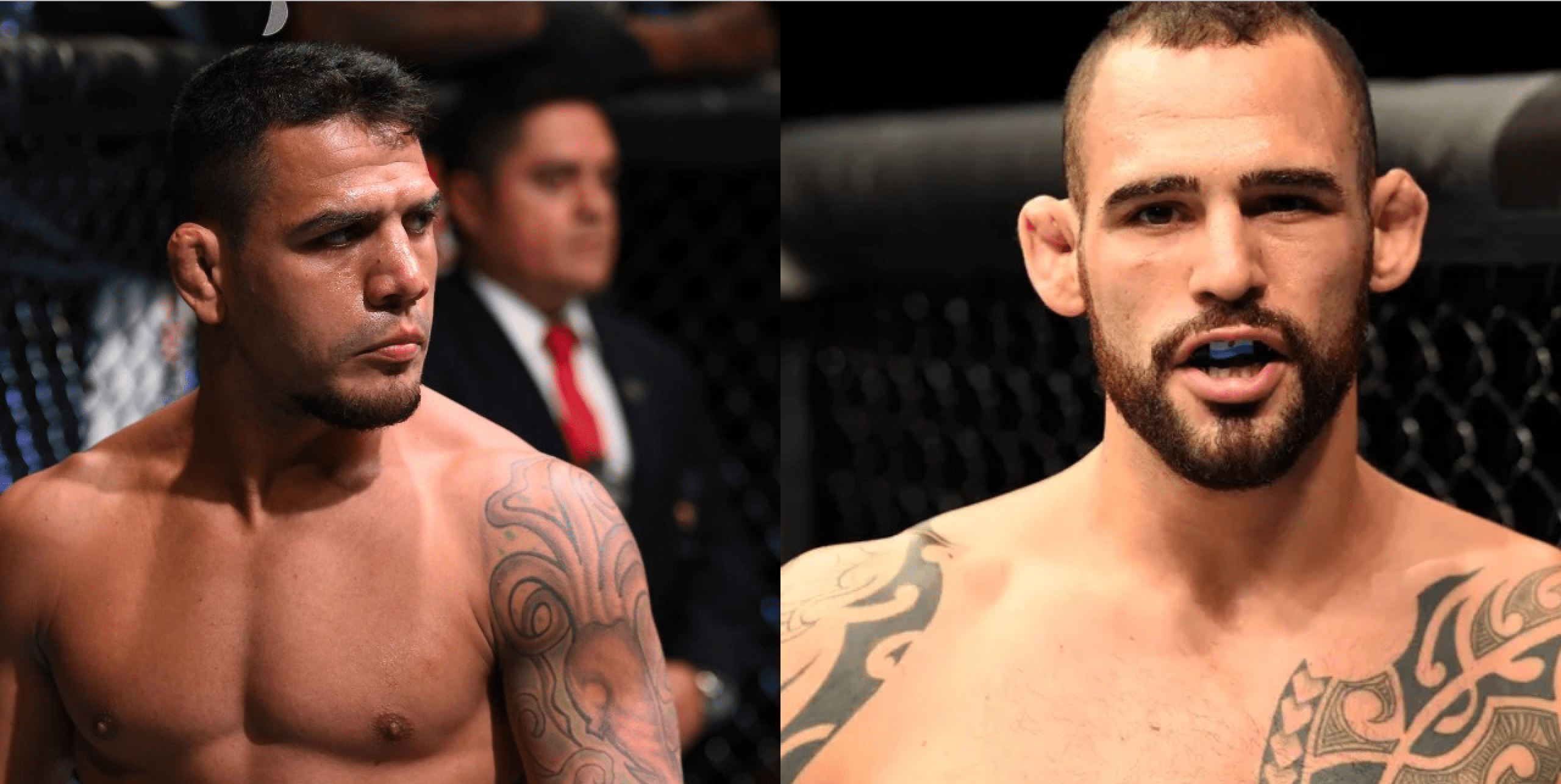 Report: Santiago Ponzinibbio Formally Asks UFC For Fight Against Rafael dos Anjos