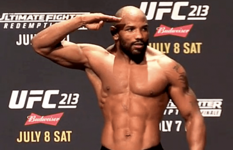 Yoel Romero Talks Surprising UFC Release, Anthony Johnson Fight