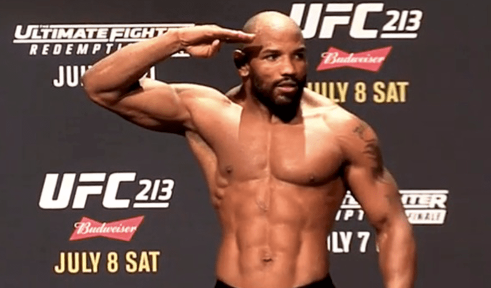 Mike Brown: Yoel Romero Will Definitely Get Back To Title Contention