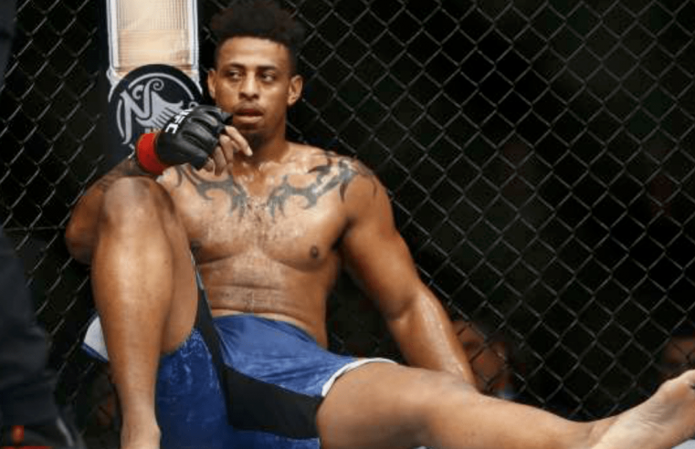 UFC: Greg Hardy 'Terrified' To Compete Amid The Coronavirus Pandemic