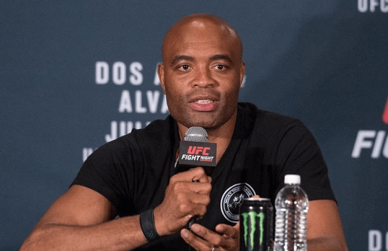 Anderson Silva: UFC Vegas 12 'Probably' Last Fight In UFC