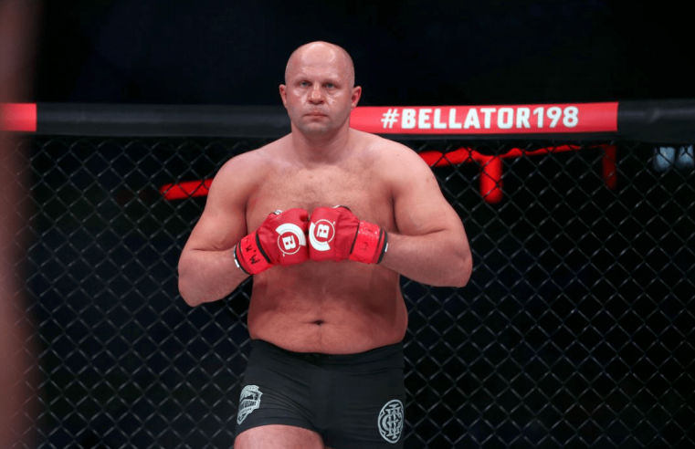Fedor Emelianenko Wants A Rematch With Fabricio Werdum