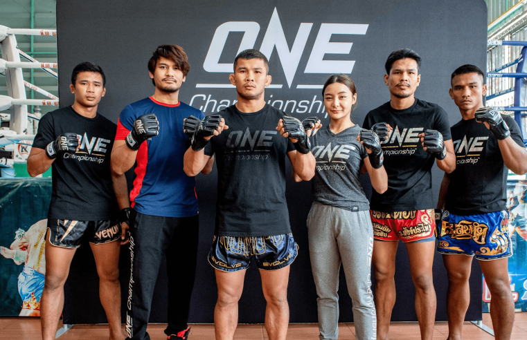 ONE: Clash Of Legends Open Workouts