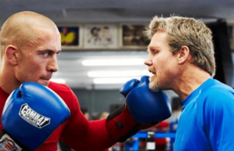 Freddie Roach Says GSP Fights Once More, Wants McGregor