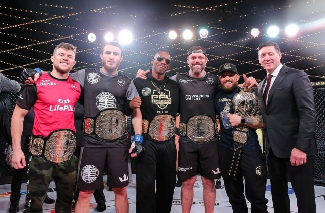 PFL 2018 World Championship Highlights