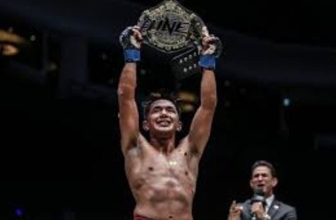 Geje Eustaquio Thrives On Pressure