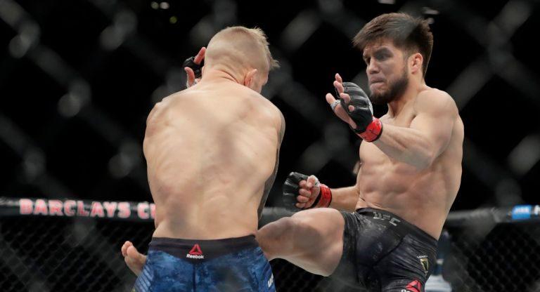 Dana White On UFC Brooklyn Main Event: 'Horrible Stoppage'
