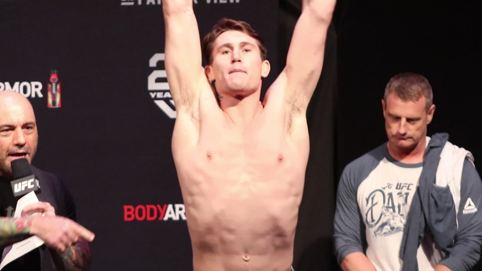 UFC – Darren Till: I Was Put On This Earth To Be The GOAT