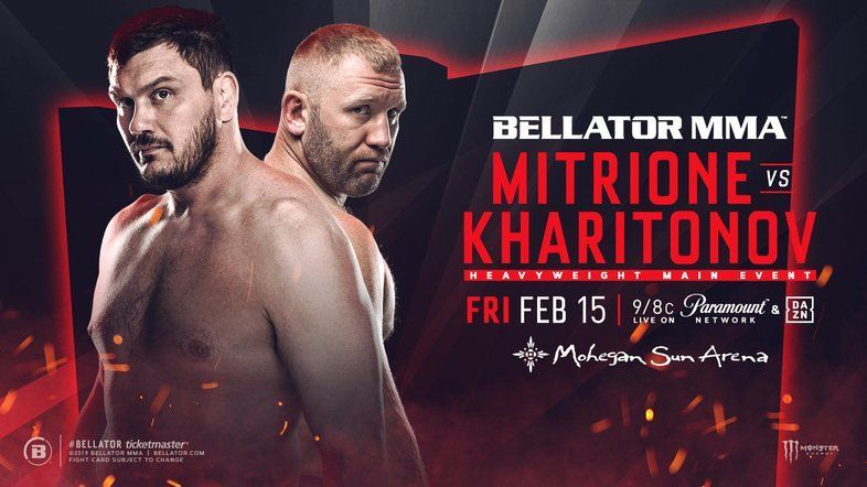 Complete Bellator 215 Results