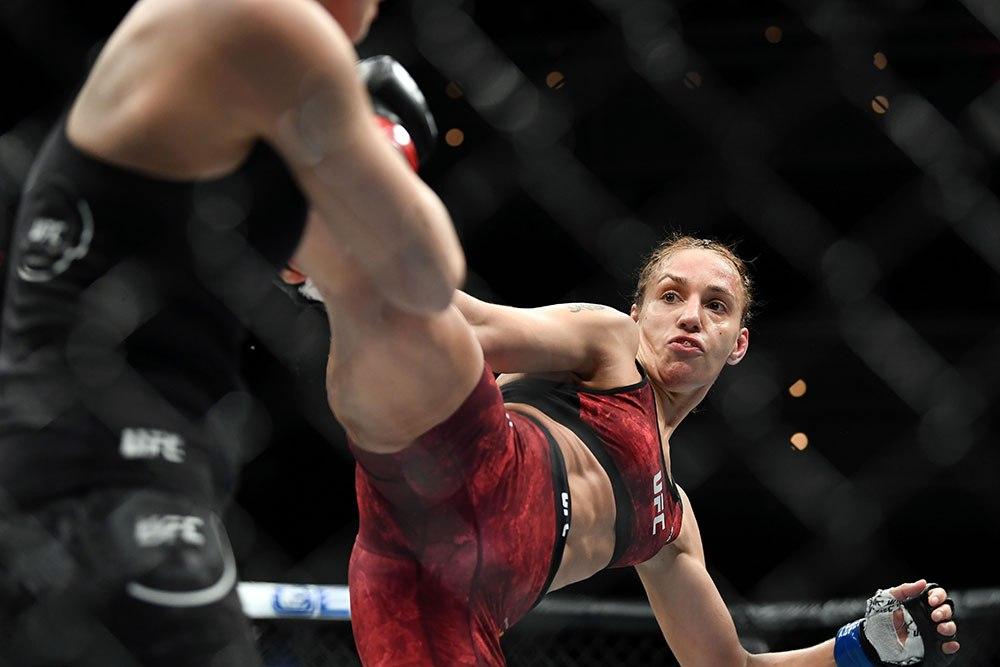 Antonina Shevchenko vs Roxanne Modafferi Reportedly In The Works