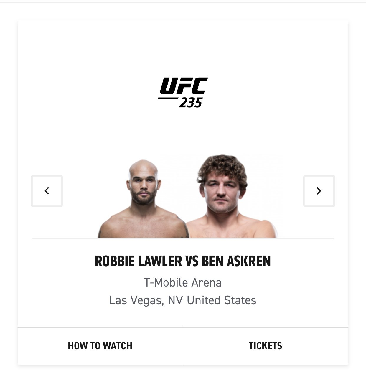 UFC Provides Ben Askren With The Perfect Valentine's Day Gift