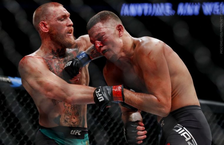 Conor McGregor Wants Nate Diaz Trilogy Fight In Brazil